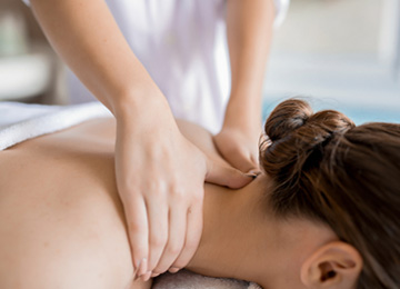 Back Massage Therapy Hamilton